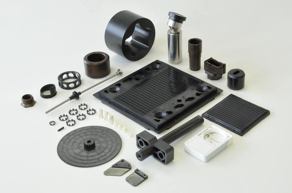 Precise Injection molding parts